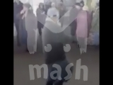 «Черные глаза» и зажигательные танцы на рынке в Ростове