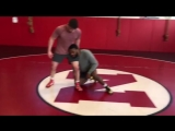 Боковой проход , с вариантами продолжения атаки , от олимпийского чемпиона Джордана Борроуза // STRONG DIVISION