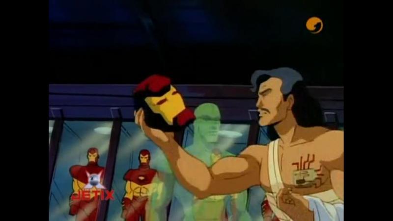 Железный человек 2.1 Звери в человеческом обличье / The Beast Within Iron Man 1994-1996