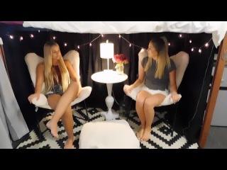 DORM TOUR | SeaBlondes