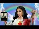 Ariana Grande - HIGH NOTES Compilation!