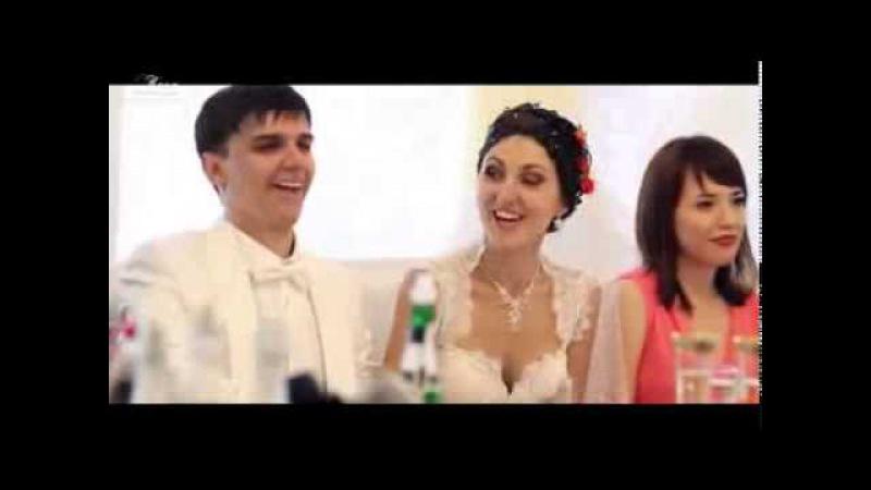 Поздравление брату от сестры на свадьбе шокирующие 2014