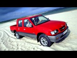 Opel Campo Double Cab 1997 2001