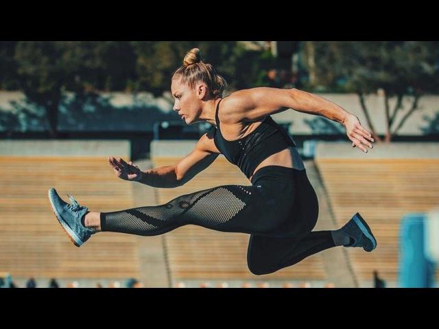 Crazy Explosive Workout by strong KaisaFit Kaisa Keranen female workout motivation