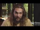 Entrevista entretenida a Jason Momoa Aka KHAL DROGO (Subtitulado)