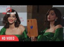 Sonam Kapoor at Vogue Women Of The Year Awards 2017   Vogue and IWC Fashion Icon Of The Year award