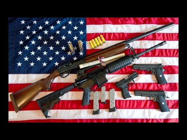 Расстрел в Лас - Вегасе /Ложь CМИ/Оружие в России и Америке . Shooting in Las-Vegas