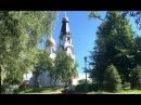 VLOG 13. Сестрорецк. Финский залив. Парк Дубки, Залив, Пляж. Санкт-Петербург лето 2017