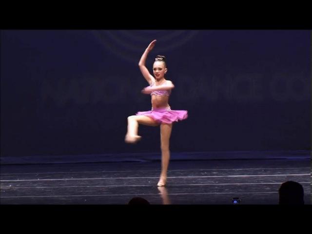Dance Moms - Maddie Ziegler - Theyll Never Change (S3, E16)
