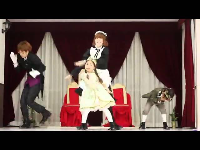 Childish War【おこちゃま戦争】- By rachie VS JubyPhonic ( English Ver. ) feat Bukimomepu dance