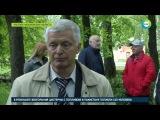 Жители Монина встали на защиту бассейна Кожедуба и Гагарина