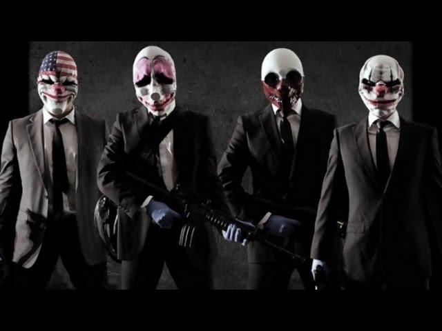 Payday 2 DLC Hoxton Breakout Bangarang [MV]