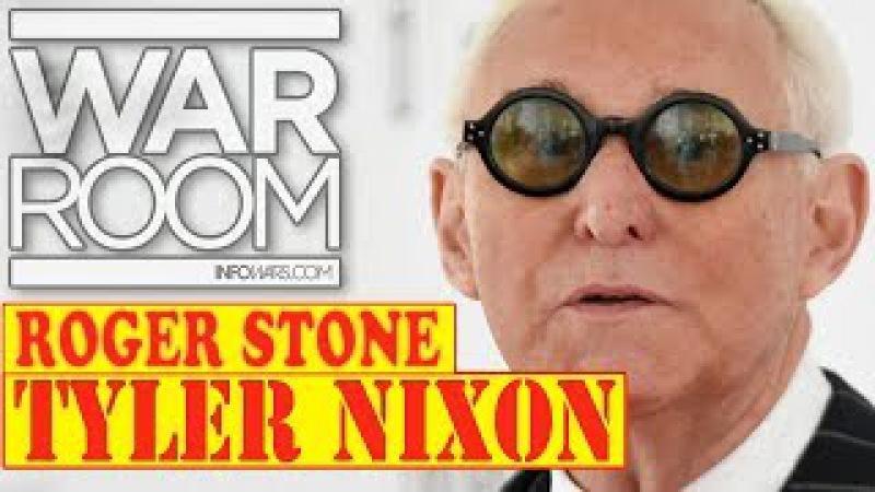 TYLER NIXON 10/11/17 ALEX JONES INFOWARS WAR ROOM