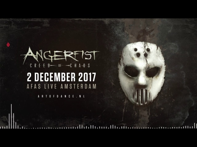 Creed of Chaos - Angerfist Event 2017 Warm-Up mix