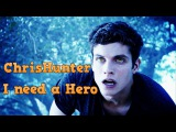 Scott, Chris, Stiles, Derek, Isaac - I need a Hero