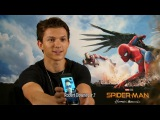 SPIDER-MAN HOMECOMING - Ein (fast) normales Interview - Ab 13.7.2017 im Kino!