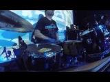 Alex Smirnov - Hostile Breed - Mutnaya Voda (Drumcam)