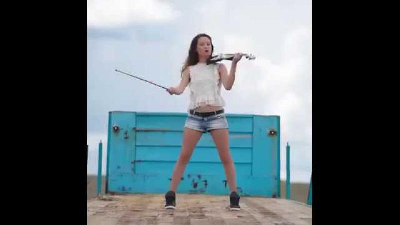 Отличного настроения, Друзья***Прикольно на скрипке играет***
