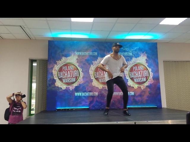 FADI FUSION musicality salsa workshop Bachaturo 2017