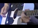 Супер! Первая в мире Беспроводная MIDI акустическая гитара