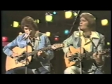 DAVID GATES (of Bread) on The Glen Campbell Music Show 1975