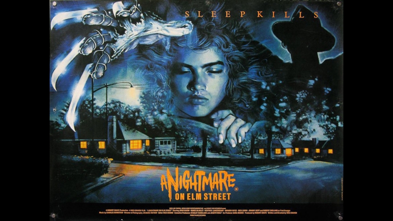 A Nightmare On Elm Street OST Nancy Alice Running From This Theme