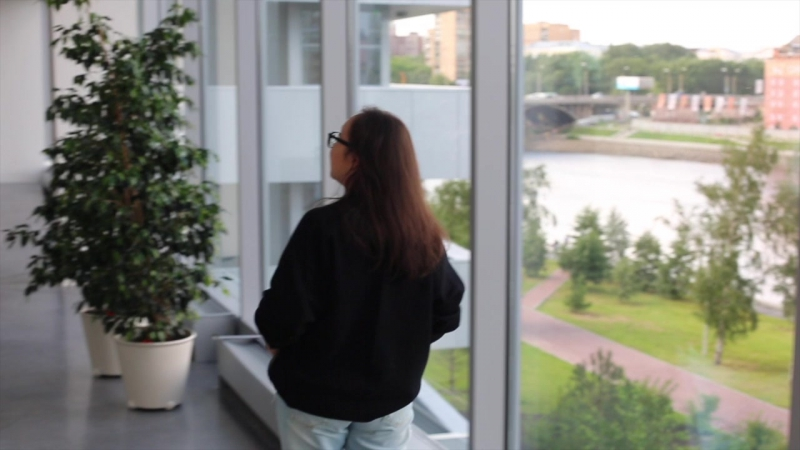 Команда Мисс Екатеринбург. Алина Фархутдинова. Пресс-секретарь