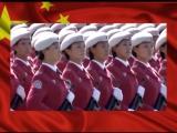 Песня _Катюша_ на китайском языке