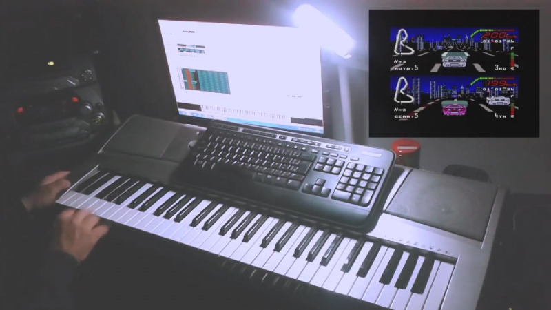 SNES-NES Soundtrack on SEGA Genesis Sound Chip (Part II)