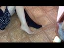 Ножки колготки гольфы чулки носочки и женское доминирование