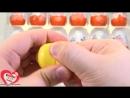 Киндер Сюрпризы 1996 года, открываем старые яйца киндер Rare Kinder Surprise