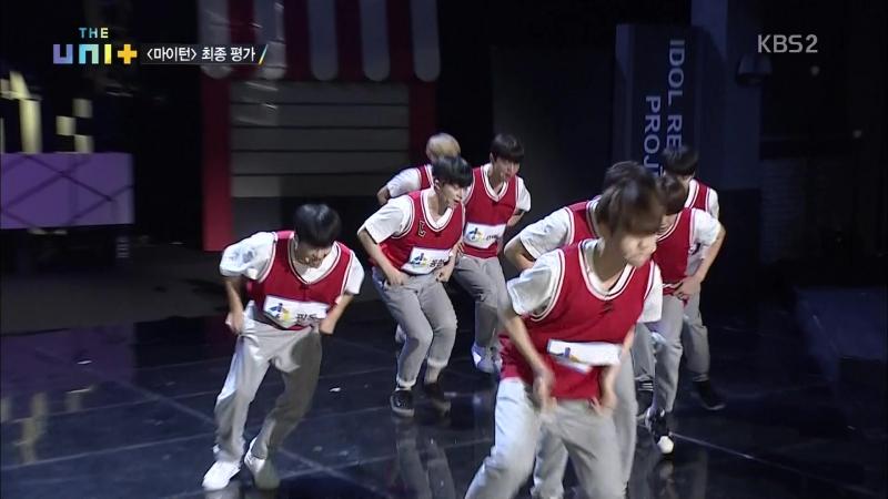 [Шоу VK][17.11.17] Отрывки с Донхёном из четвертого эпизода шоу