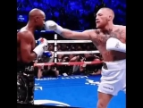 Im still not sure how Mayweather survived this punch