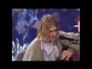 Nirvana MTV Unplugged in New York TV 1993 концерт
