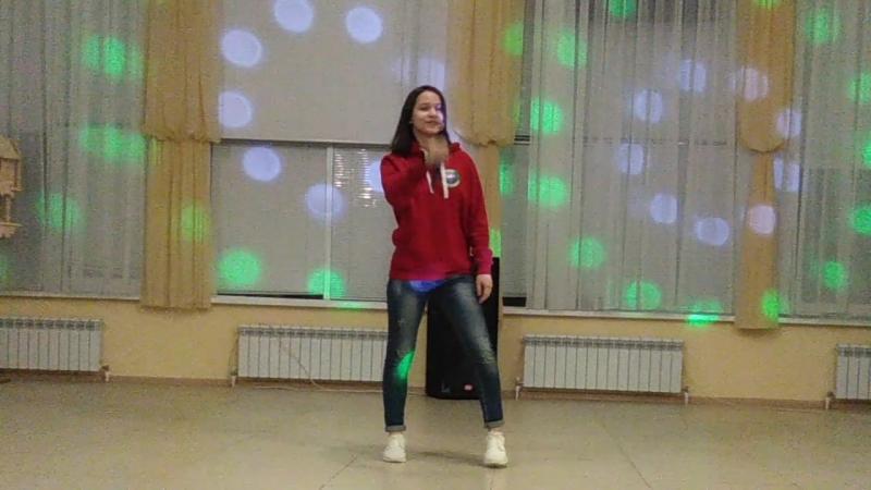 Выступление Цукановой Людмилы, участница команды ГОБУ