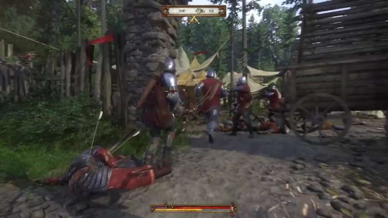 Kingdom Come Deliverance How does combat work