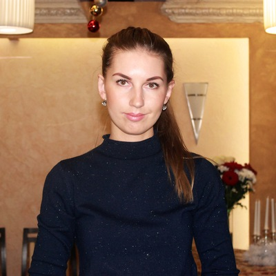 Юлия Блинова