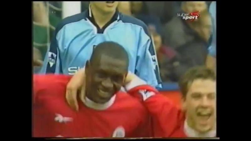 «Ковентри Сити»0−3 «Ливерпуль» (199900). Шоу Майкла Оуэна