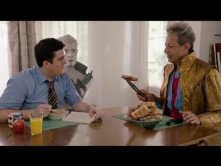 THOR RAGNAROK Short Film - Grandmaster Moves To Earth (2017) Jeff Goldblum Movie HD