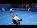 Мансур Бахрами снова развеселил фанатов тенниса