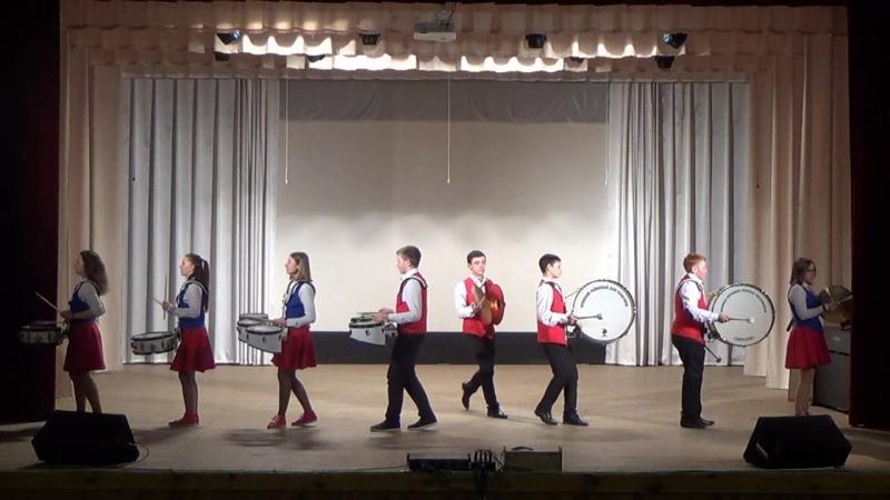 Синкопа (Пронск) - Танец на барабане