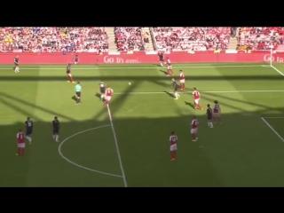 Арсенал 1:2 Севилья | Гол Н'Зонзи