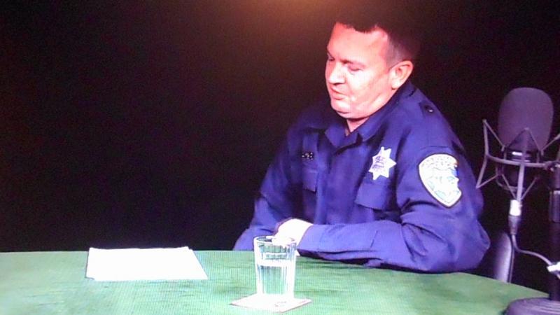 ... применение оружия ... Американский полицейский Детройт Лос Анджелес