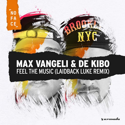 Max Vangeli альбом Feel The Music (Laidback Luke Remix)
