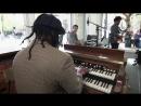 Delvon Lamarr Organ Trio - Warm-up Set (Live on KEXP)