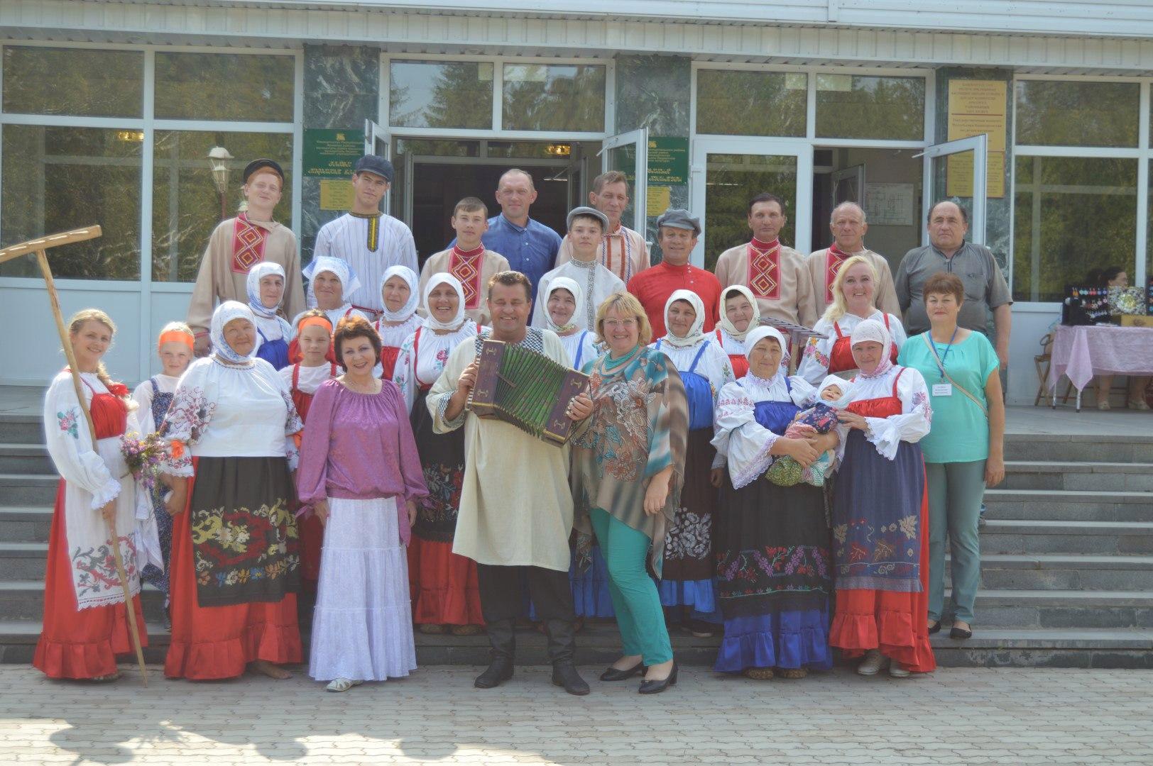 Коллектив в Архангельском районе
