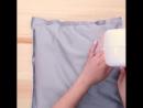 Чехол на диванную подушку своими руками.