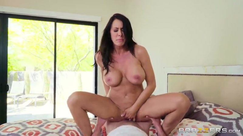 Reagan Foxx (Shy Moms First Squirt)[2017, Blowjob, Cowgirl, Deep Throat, Facial, POV, Squirt, Titty Fuck, HD 1080p]