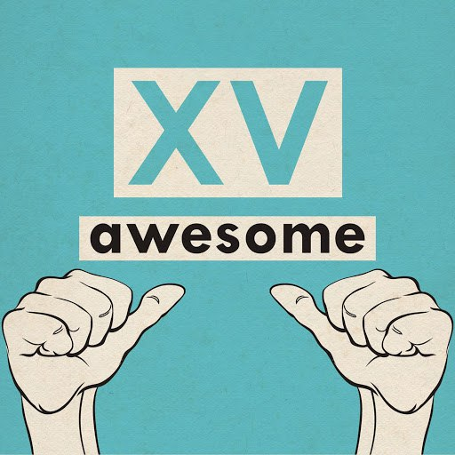 XV альбом Awesome (feat. Pusha-T)