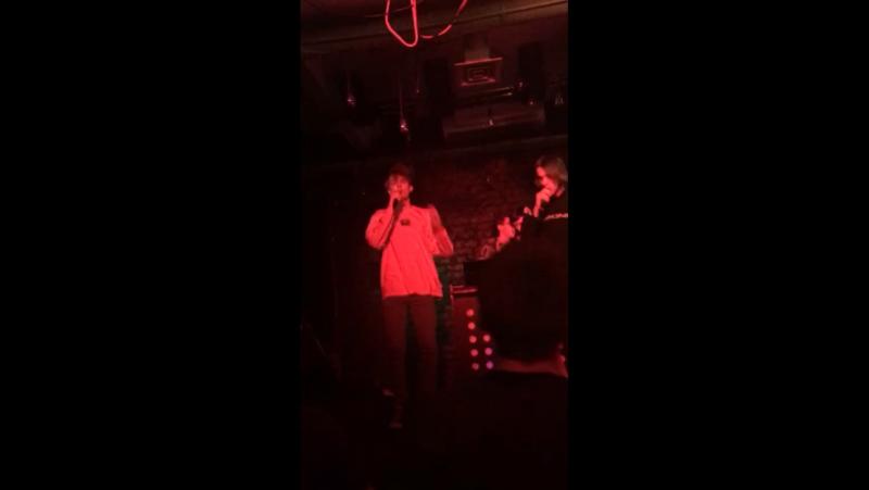 Ka Yot G Evian - Gar$on (live!)
